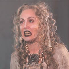 Paula Wilcox in Great Expectations at the Vaudeville Theatre. Photo: Roy Tan