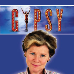 Imelda Staunton to play Mama Rose in Gypsy