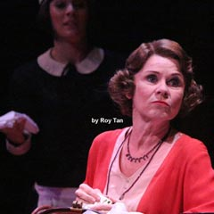 Imelda Staunton in Gypsy. Photo: Roy Tan