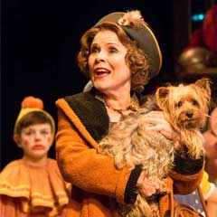 Photos: Imelda Staunton and the cast of Gypsy at the Savoy theatre