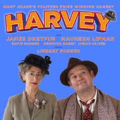 Video: New trailer for Harvey starring Maureen Lipman & James Dreyfuss