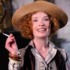 Lindsay Duncan in Hay Fever