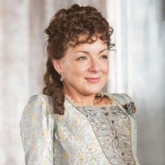 Sheridan Smith as Hedda Gabler