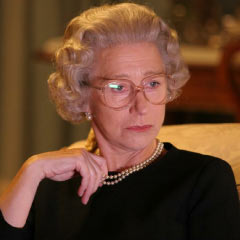 Helen Mirren in 2006 movie The Queen