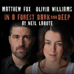 VIDEO: In A Forest, Dark and Deep at the Vaudeville Theatre