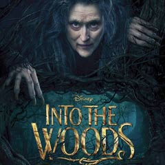 Photo First Look: Into The Woods Movie starring Meryl Streep