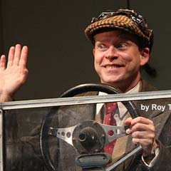 Photos: Jeeves and Wooster starring Mark Heap and Robert Webb