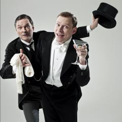 Mark Heap and Robert Webb to join the cast of Jeeves and Wooster at the Duke of York's Theatre
