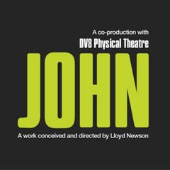 DV8 Physical Theatre present JOHN