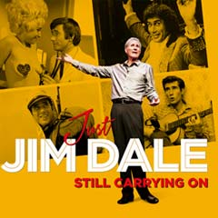 Just Jim Dale starring Jim Dale at the Vaudeville Theatre