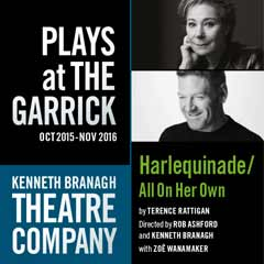 Harlequinade at the Garrick Theatre