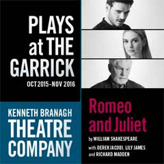 Kenneth Branagh's Romeo and Juliet at the Garrick Theatre