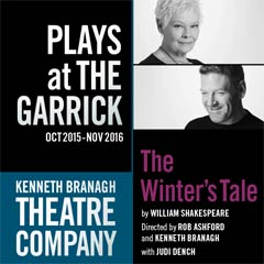 Kenneth Branagh's The Winter's Tale at the Garrick Theatre