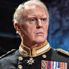 Tim Pigott-Smith in King Charles lll at Wyndham's Theatre