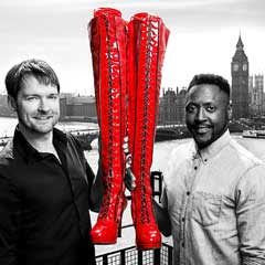 Killian Donnelly and Matt Henry to star in Kinky Boots