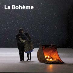 La Bohème at the London Coliseum