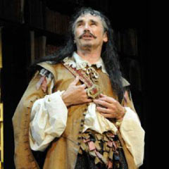 Mark Rylance in La Bete