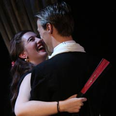 Photos: Lady Windermere's Fan at the King's Head Theatre
