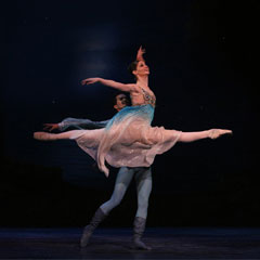 English National Ballet's Le Corsaire at the London Coliseum. Photo: Roy Tan