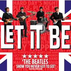 Competition: Win a pair of tickets to Let It Be! at the Garrick Theatre