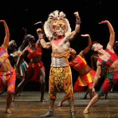The Lion King becomes the most successful show of all time