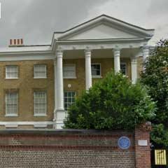 Garrick's Villa in Hampton