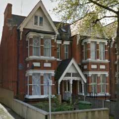 The former home of Noel Coward