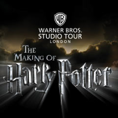 Warner Bros Tour – The Making of Harry Potter