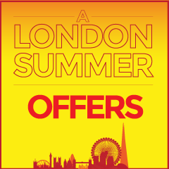 London Theatre ticket offers this Summer
