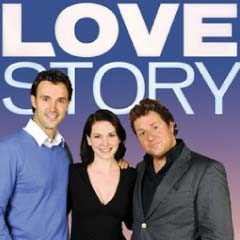 Michael Ball and the cast of Love Story