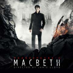 Macbeth starring James McAvoy at the Trafalgar Studios