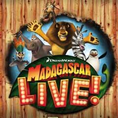 Madagascar Live! UK Tour
