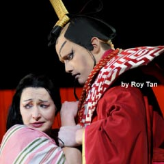 ENO's Madam Butterfly. Photo: Roy Tan
