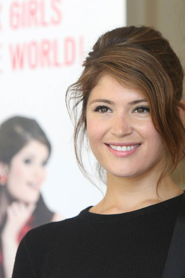 Gemma Arterton, star of Made in Dagenham. Photo by Roy Tan