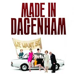 Made In Dagenham - the movie to be made into a musical