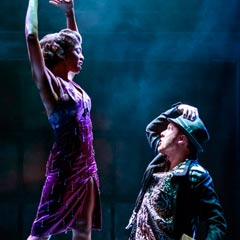 Beverley Knight and Killian Donnelly in Memphis