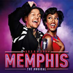 Memphis at the Shaftesbury Theatre starring Beverley Knight