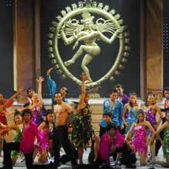 The Merchants of Bollywood at the Peacock Theatre