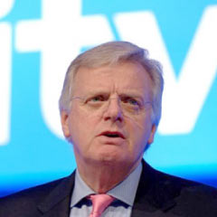 Michael Grade, former head of ITV