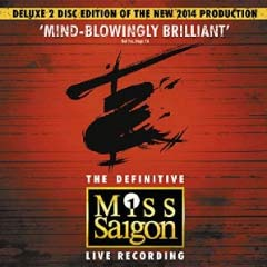 Miss Saigon London cast recording 2014