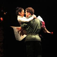 Miss Saigon at the Prince Edward Theatre. Photo: Roy Tan