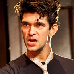 Ben Whishaw Husband Ben Whishaw in Mojo