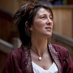 Eve Best in Much Ado About Nothing