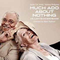 Much Ado About Nothing at the Old Vic Theatre directed by Mark Rylance