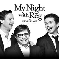 My Night with Reg at the Apollo Theatre