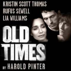 Old Times at the Harold Pinter Theatre