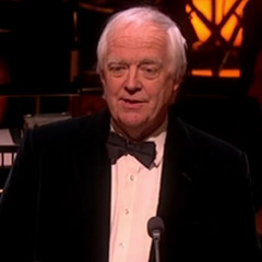 Tim Rice was honoured with a Special Award