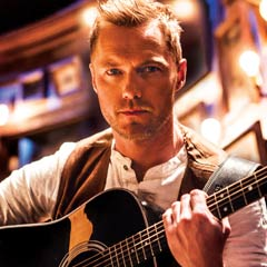 Photos: Ronan Keating in Once The Musical at the Phoenix Theatre