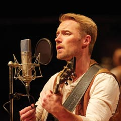 Photos: Once The Musical production photos featuring Ronan Keating
