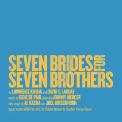 Seven Brides for Seven Brothers at the Regent's Park Open Air Theatre